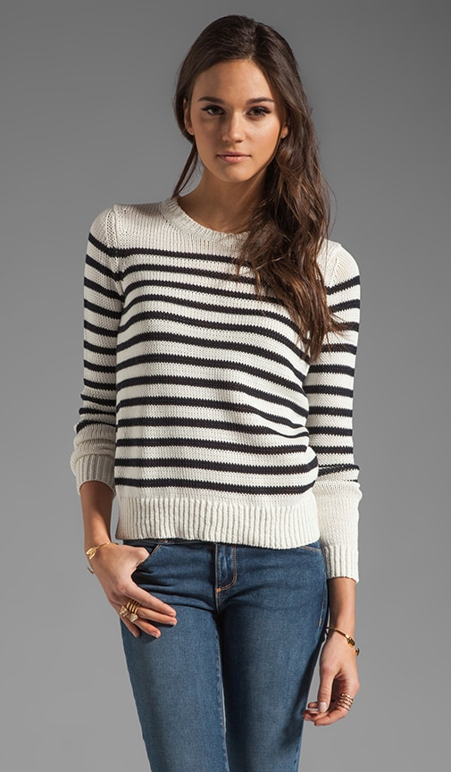Poised Saida Sweater Top