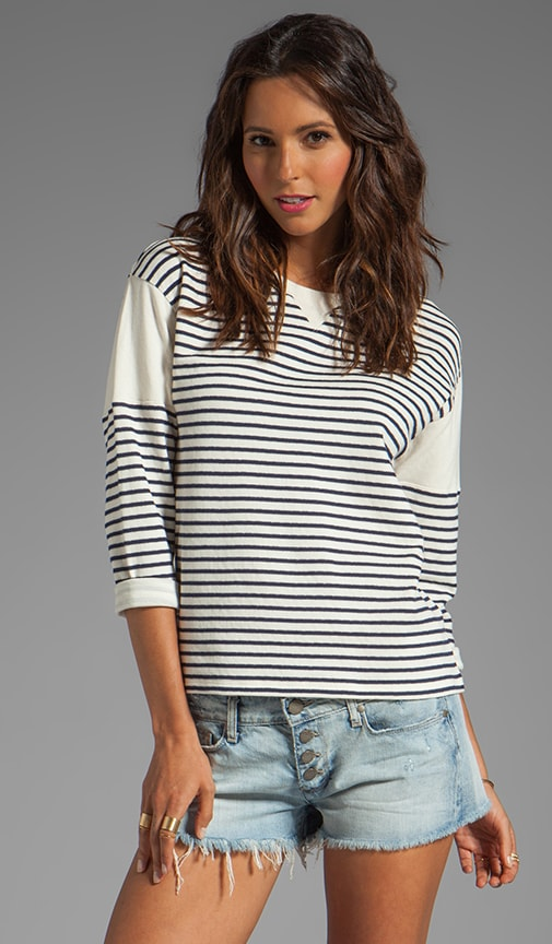 Sotiya Striped Sweater