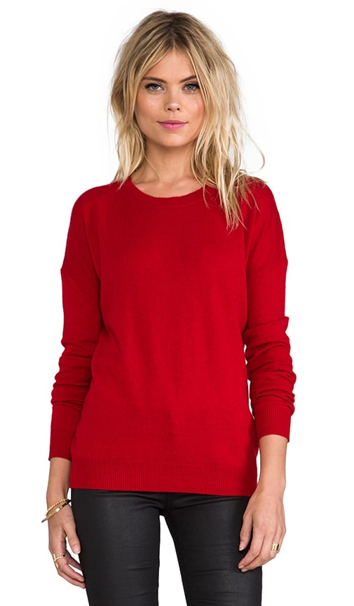 Cashmere Tollie Sweater