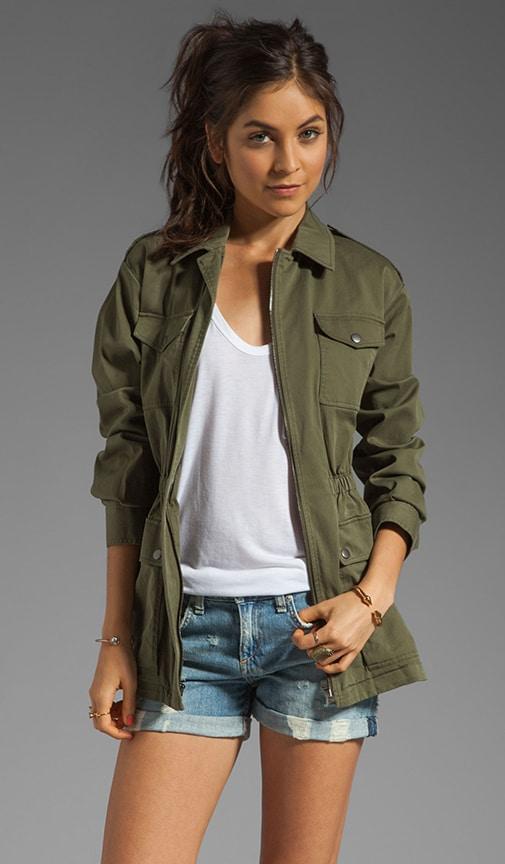 Levian Military Jacket