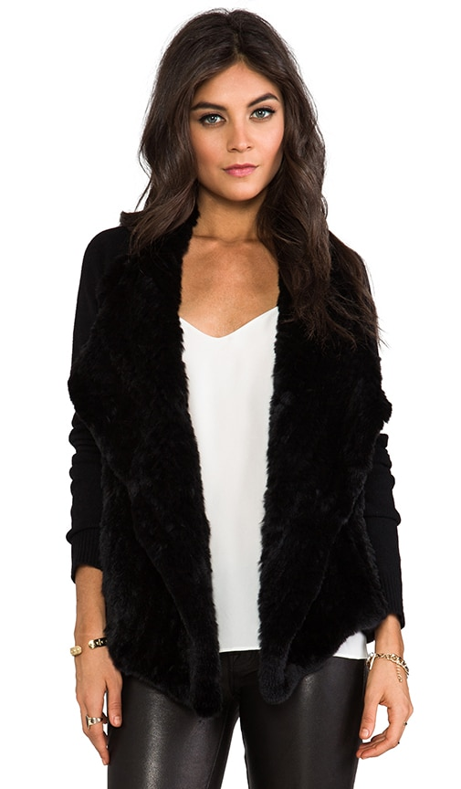 Gwenivere F Jacket with Fur Front