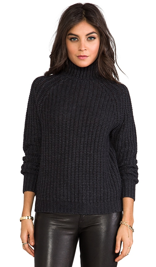 Astral Mock Neck Sweater