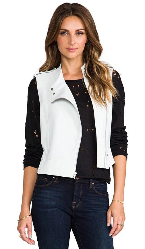 Magazine Tatia Leather Vest