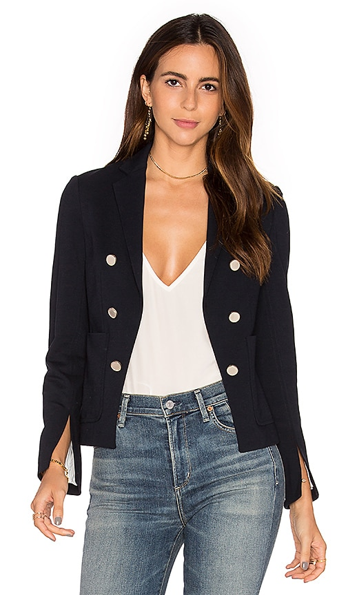 Theory Jontia K Blazer in Navy