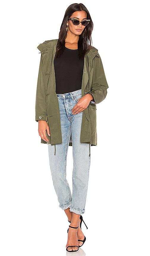 Theory Horatia FL Jacket in Green