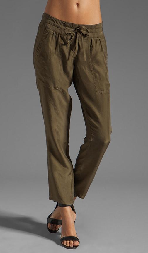 Dunes Sidonia T Silk Habotai Pants