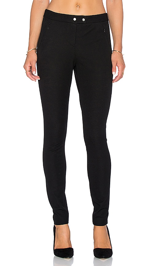 Theory Adalwen Pant in Black
