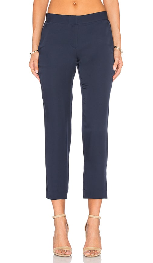 Theory Thaniel Z Pant in Spring Navy