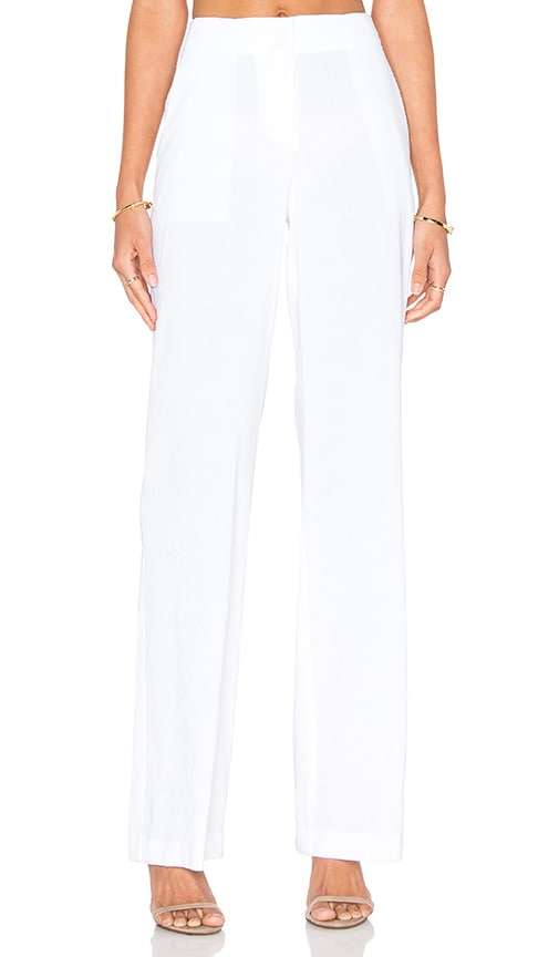 Theory Alldrew Pant in White