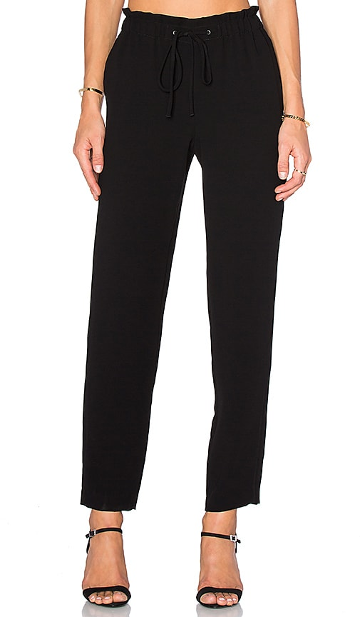 Theory Tralpin Pant in Black