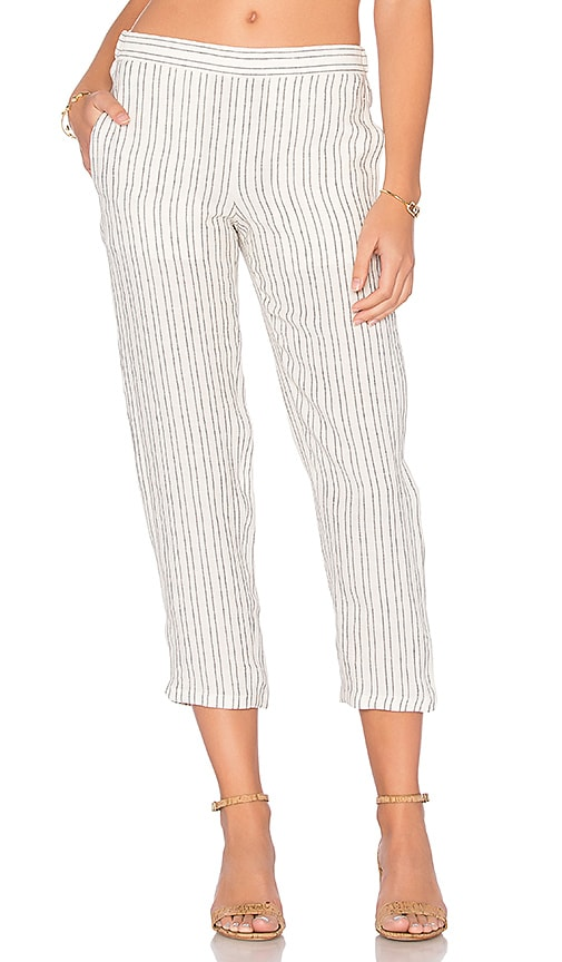 Theory Thorina Pant in White