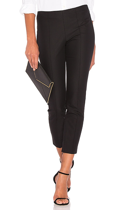 Theory Alettah Pant in Black