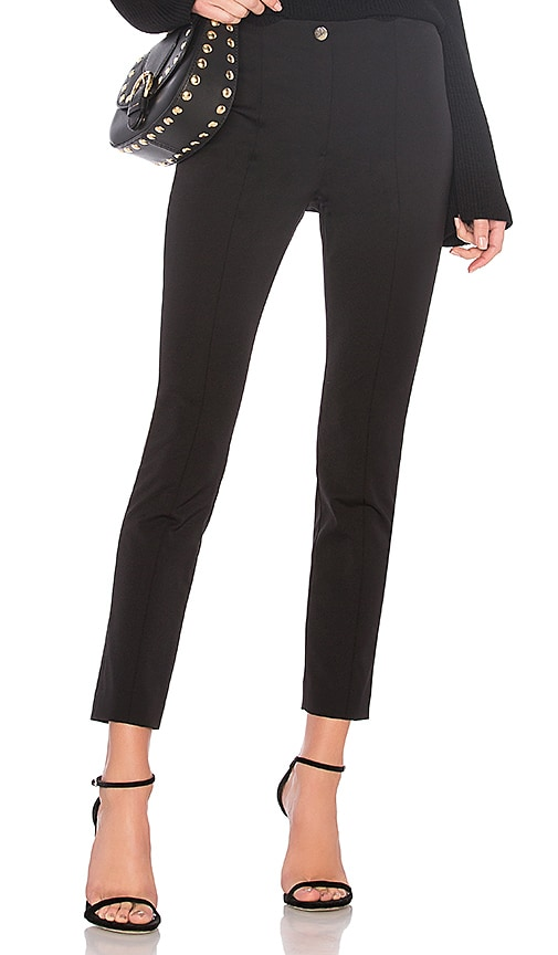Shawnta Ponte Pant in Black. - size 4 (also in 0,00,10,2,6,8) Joie