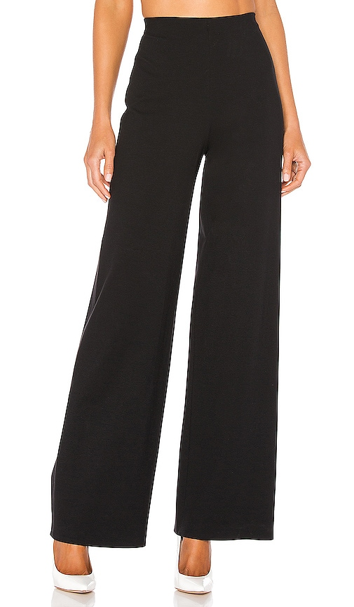 8d1c914b35c Theory Wide Leg Pant in Black | REVOLVE