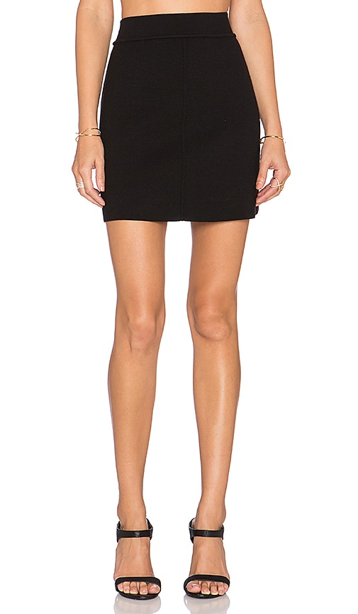 Theory Lexann Skirt in Black