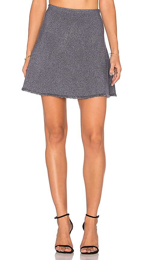 Theory Lotamee M Skirt in Blue