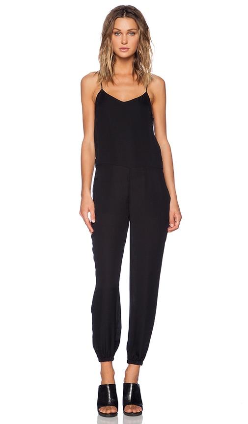 Stassia Silk Jumpsuit