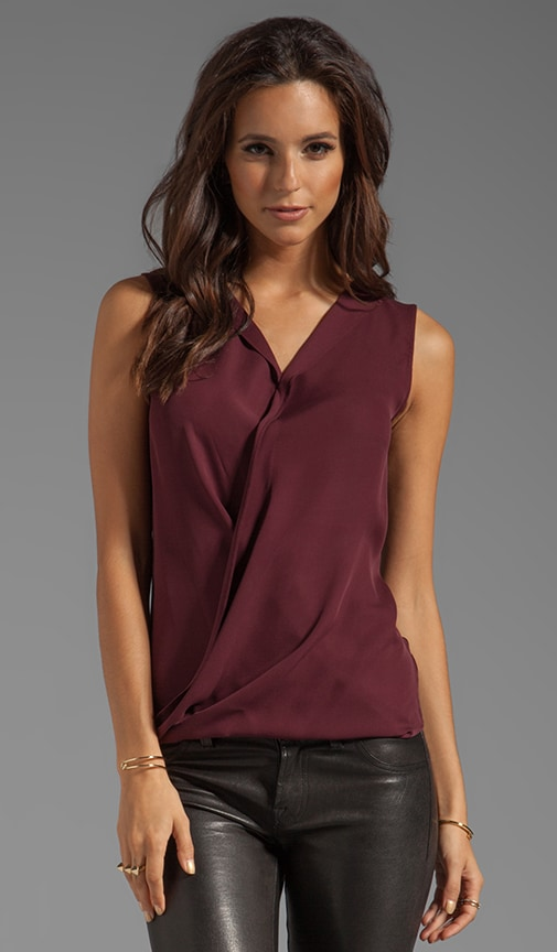 Parlier Sleeveless Blouse