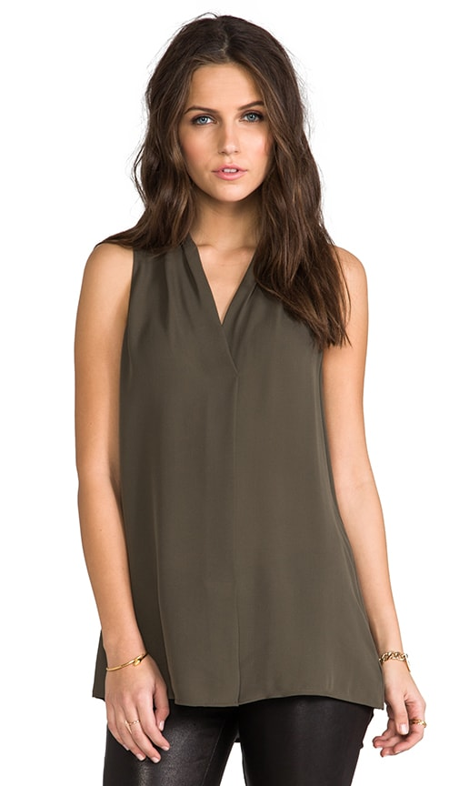 Hylin Silk Tank