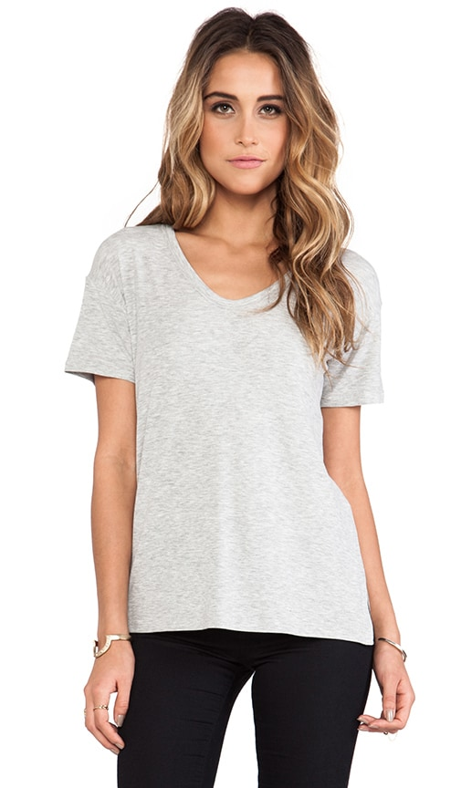 Bluffton Side Split Tee