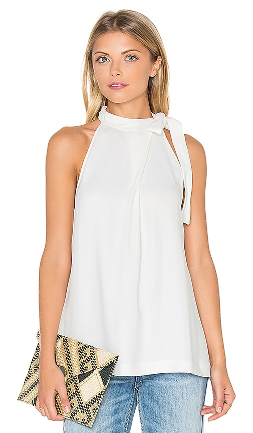 Theory Maysprin Tank in White
