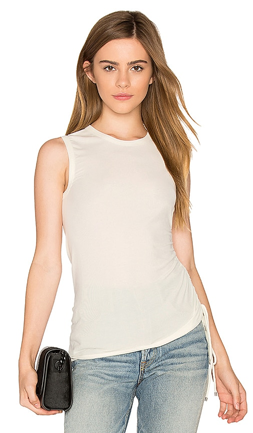 Theory Rimaeya Tank in Ivory