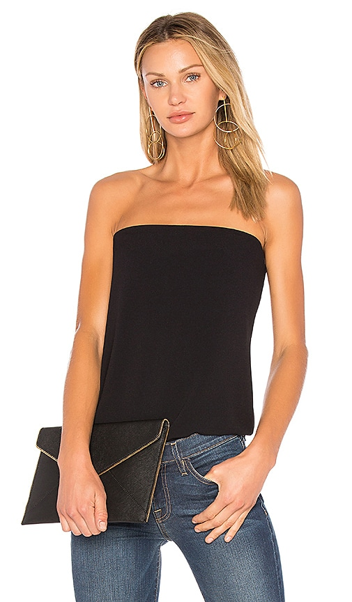 Theory Zalballa Top in Black