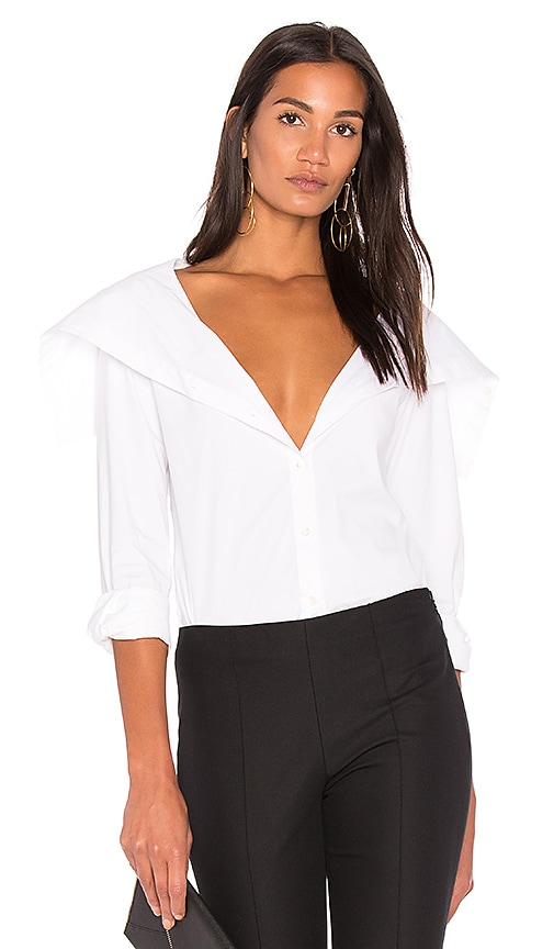 Theory Doherty Top in White