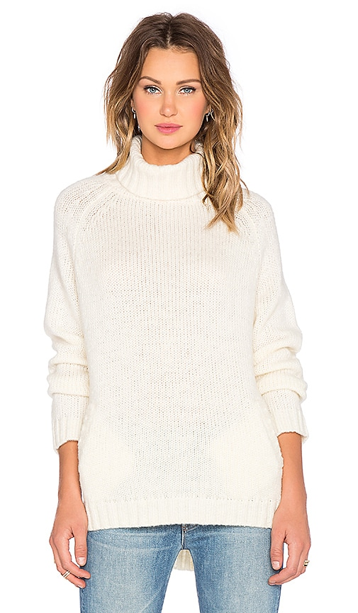 Three of Something Culture Club Sweater in Cream