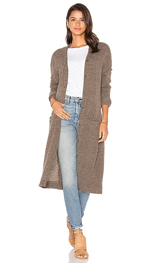 Roxanne Long Cardigan
