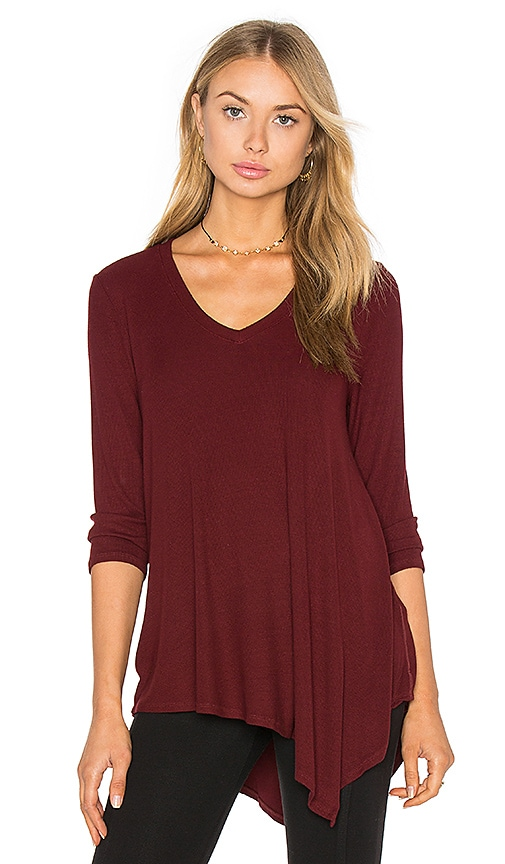 Angie Asymmetrical Top