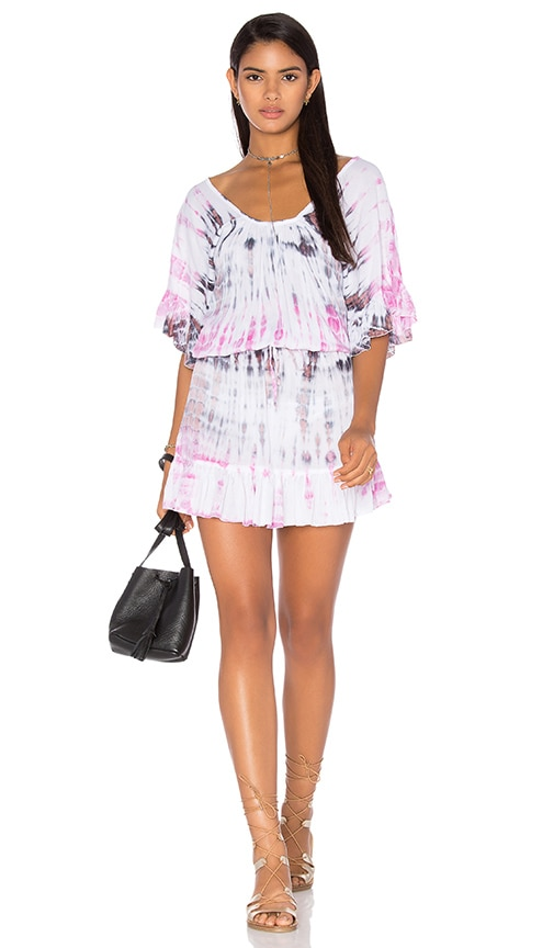 Tiare Hawaii Rosie Dress in Pink