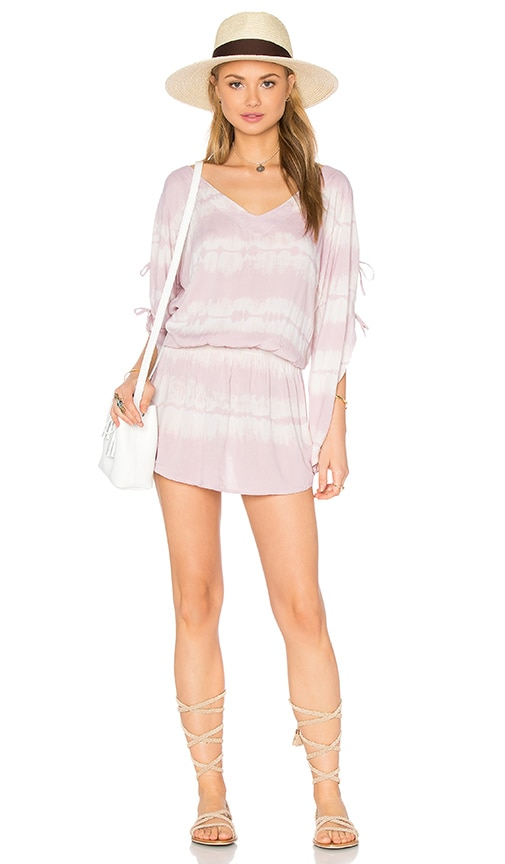 Tiare Hawaii Aphrodite Dress in Blush