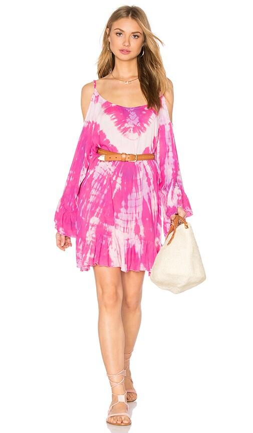 Tiare Hawaii Hana Dress in Pink