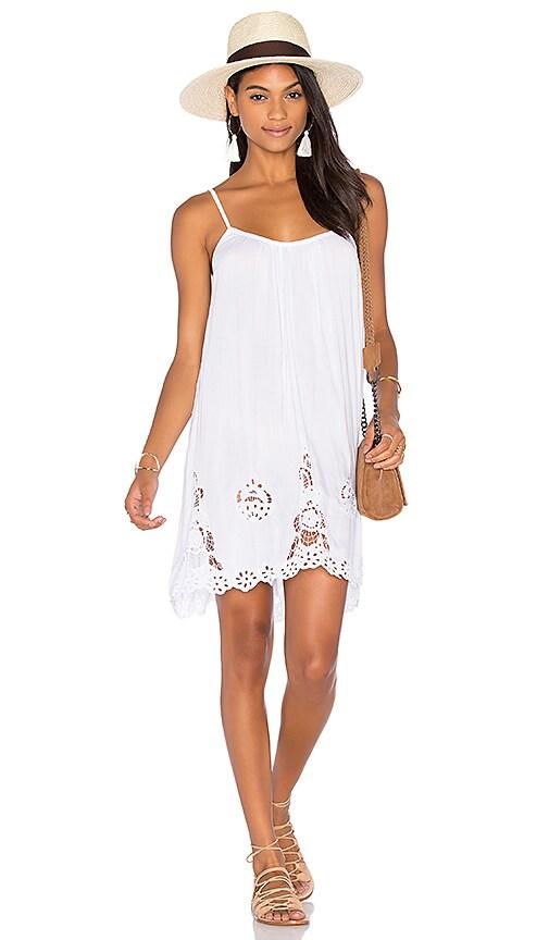 Tiare Hawaii Pacific Dress in White
