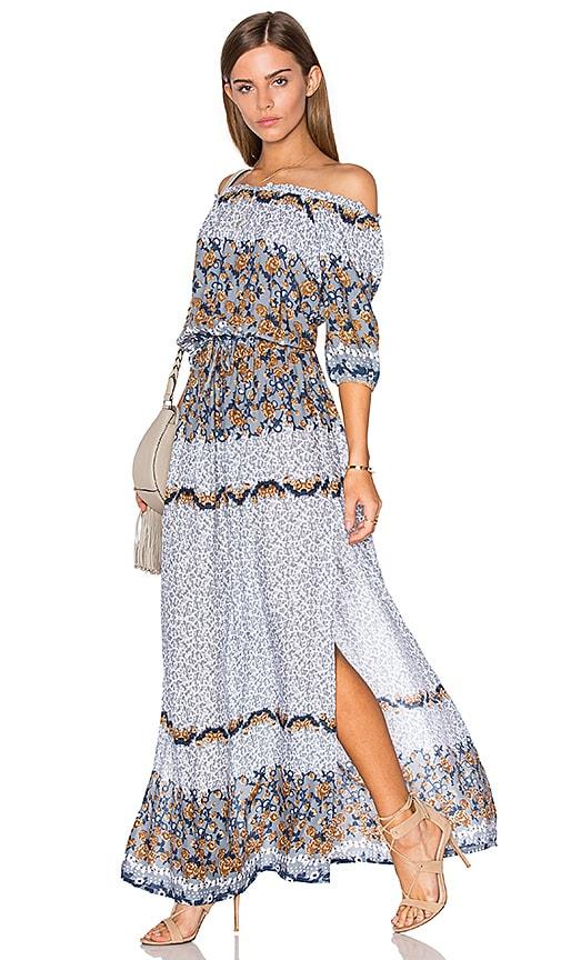 Tiare Hawaii Sage Dress in Gray
