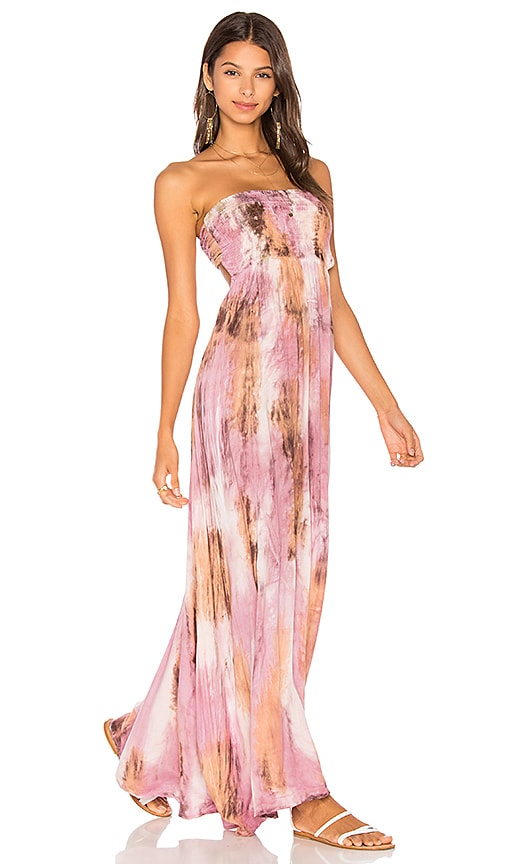 Tiare Hawaii Kai Maxi Dress in Mauve