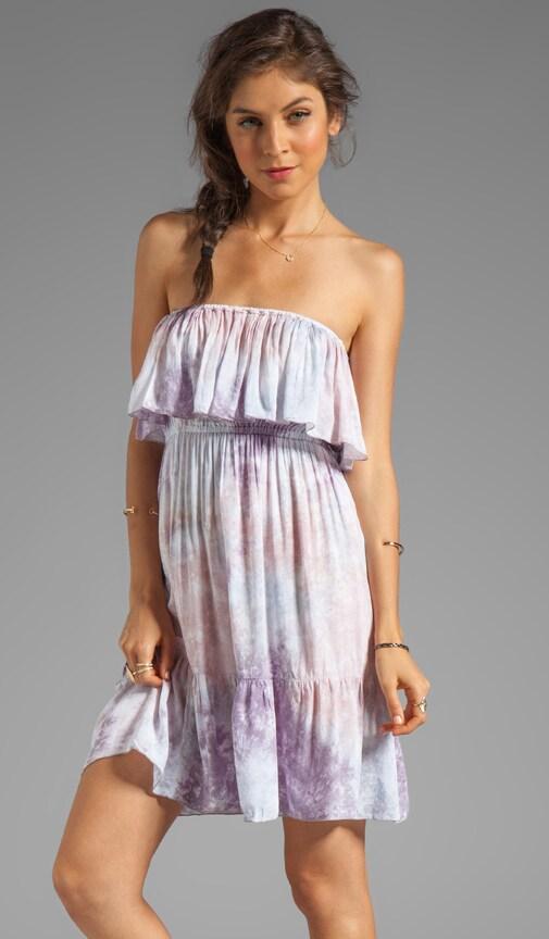 Frill Short Dress