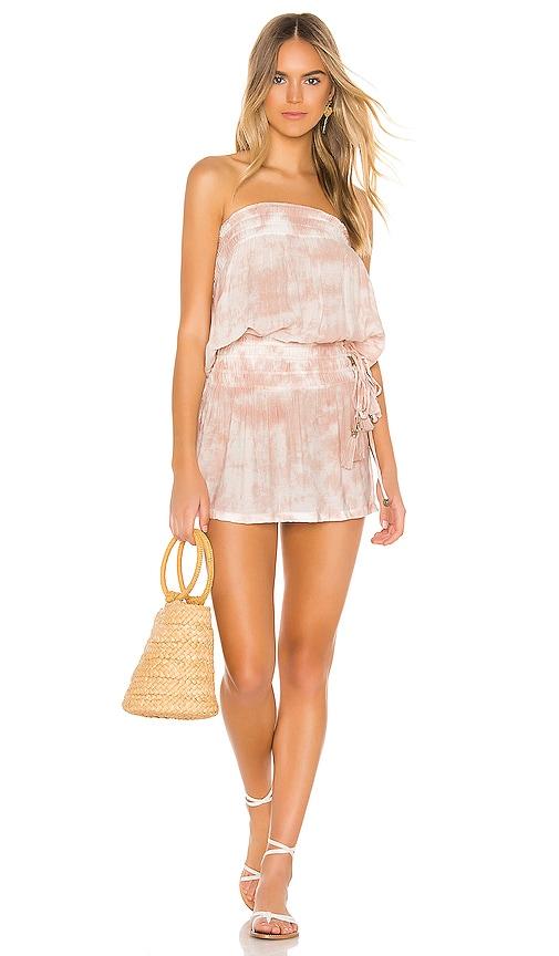 Aina Strapless Dress by Tiare Hawaii