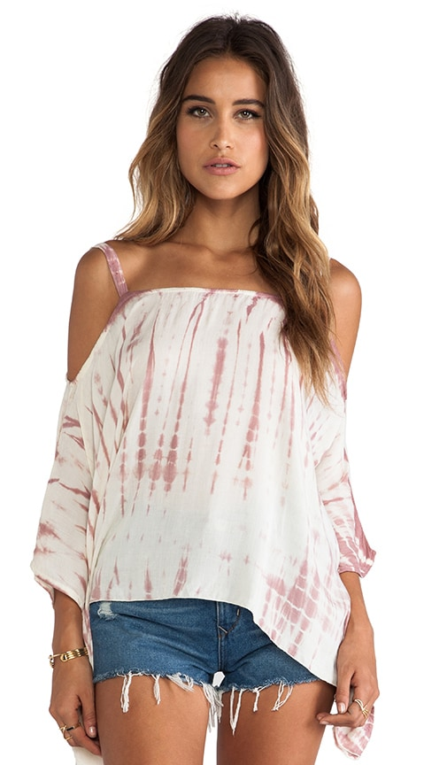 Micah Cold Shoulder Top