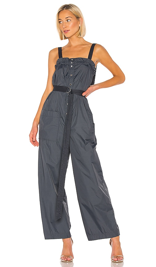 Removable Tie Jumpsuit by Tibi