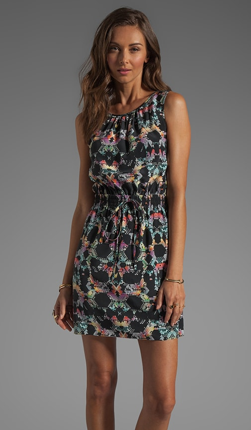 Kaleidoscope Easy Dress
