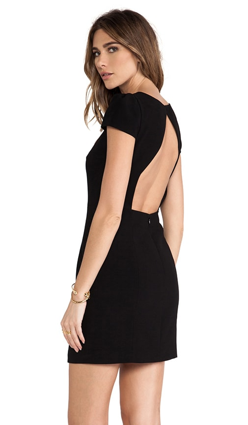 Bibelot Open Back Dress