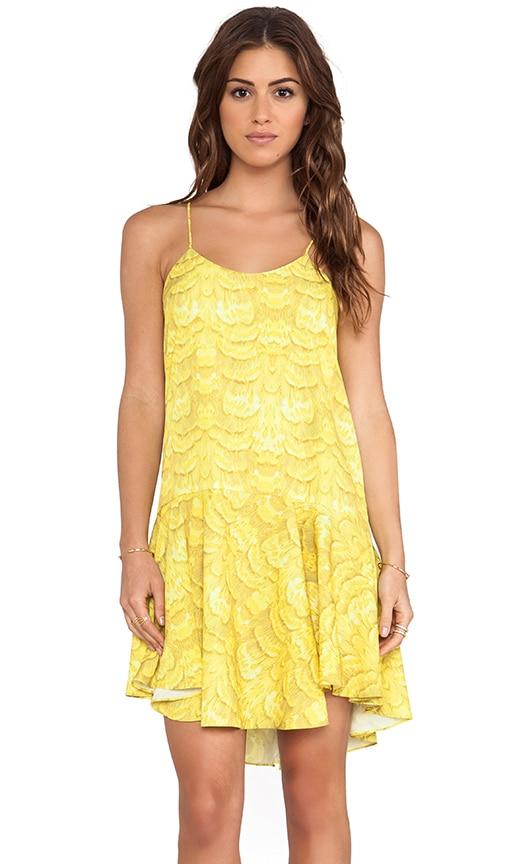 Ibis Ruffle Cami Dress