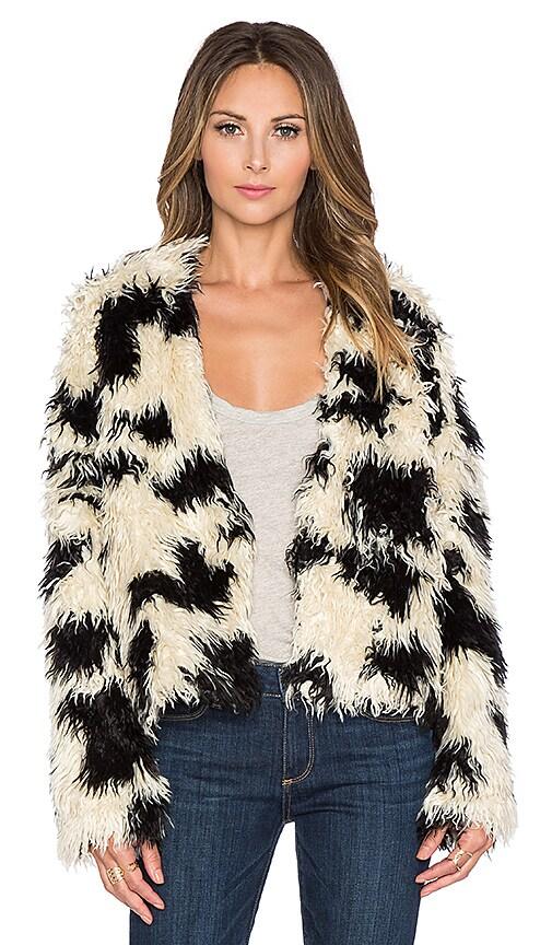 Suka Faux Fur Jacket