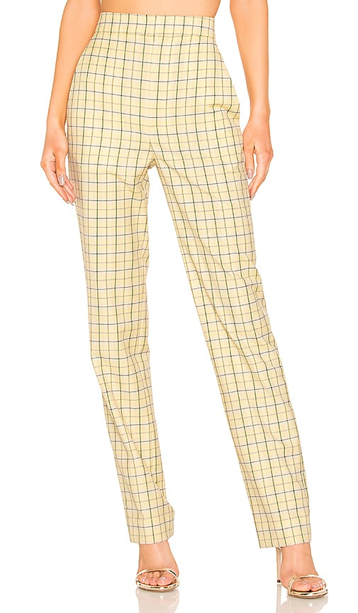 Marvel Plaid Suiting Pant