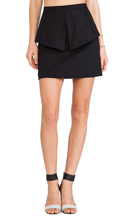 City Peplum Skirt
