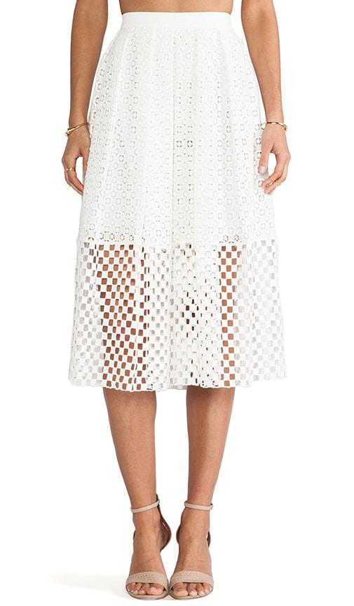 Sonoran Eyelet Skirt
