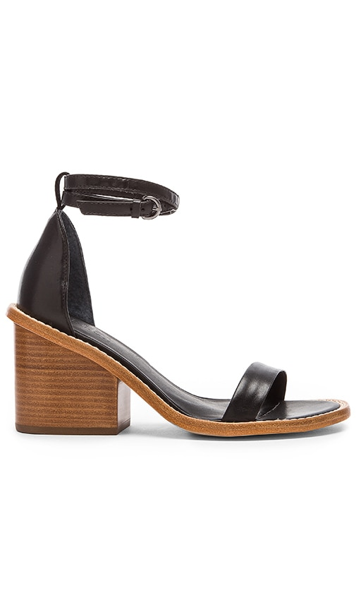Tibi Alma Heel in Black