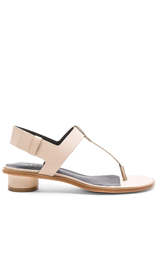 Tibi Morgan Sandal in Beige